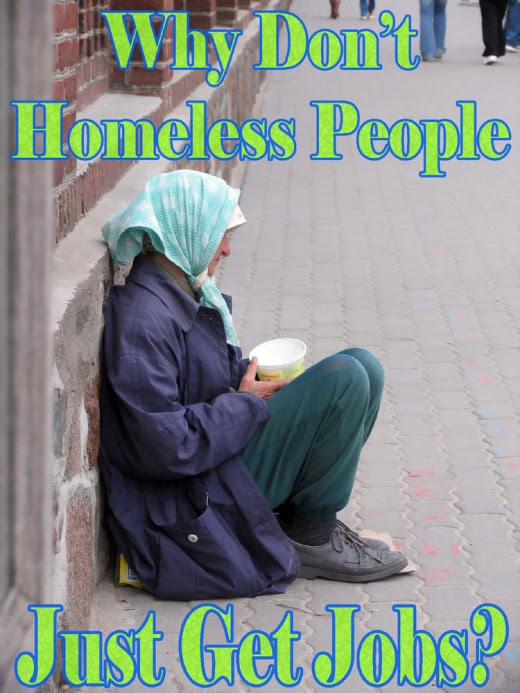 Find out why ending homelessness isn't as simple as just getting a job.