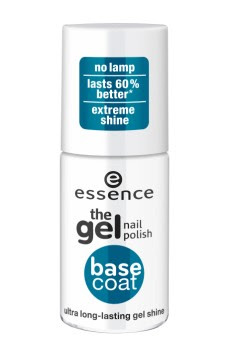 essence gel nail polish base coat