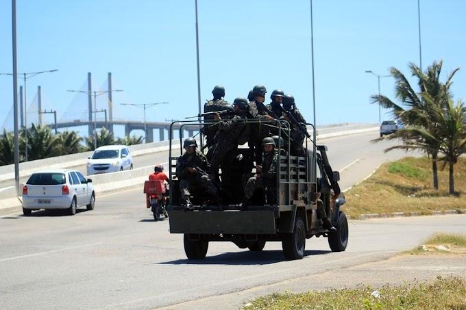 RN é o 2º estado do País que mais pediu segurança para as eleições: 113 municípios solicitaram reforço de tropas federais