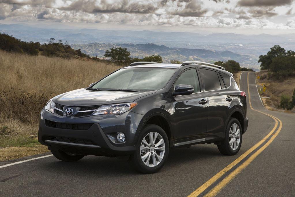 Heels on Wheels: 2013 Toyota RAV4 Review