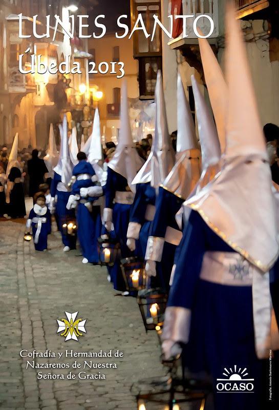 Cartel Lunes Santo 2013