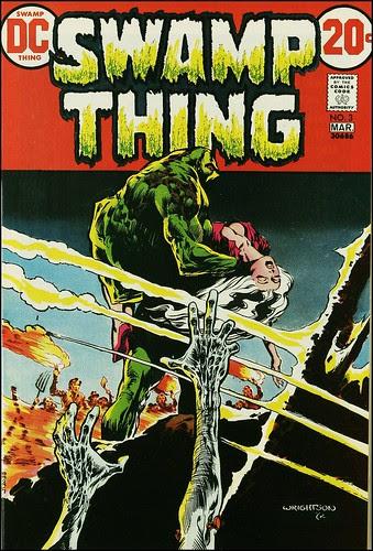 Swamp Thing #3