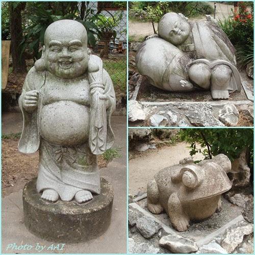Stone Deco @ Sam Poh Tong
