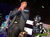 Don Omar con presentación robotica en Festival