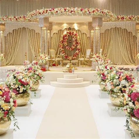 Make your day radiant with wedding decoration in Dubai   MSW