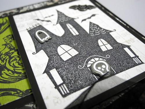 Haunted Halloween (detail)