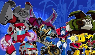 Transformers Cartoon Wallpaper Bad Blog