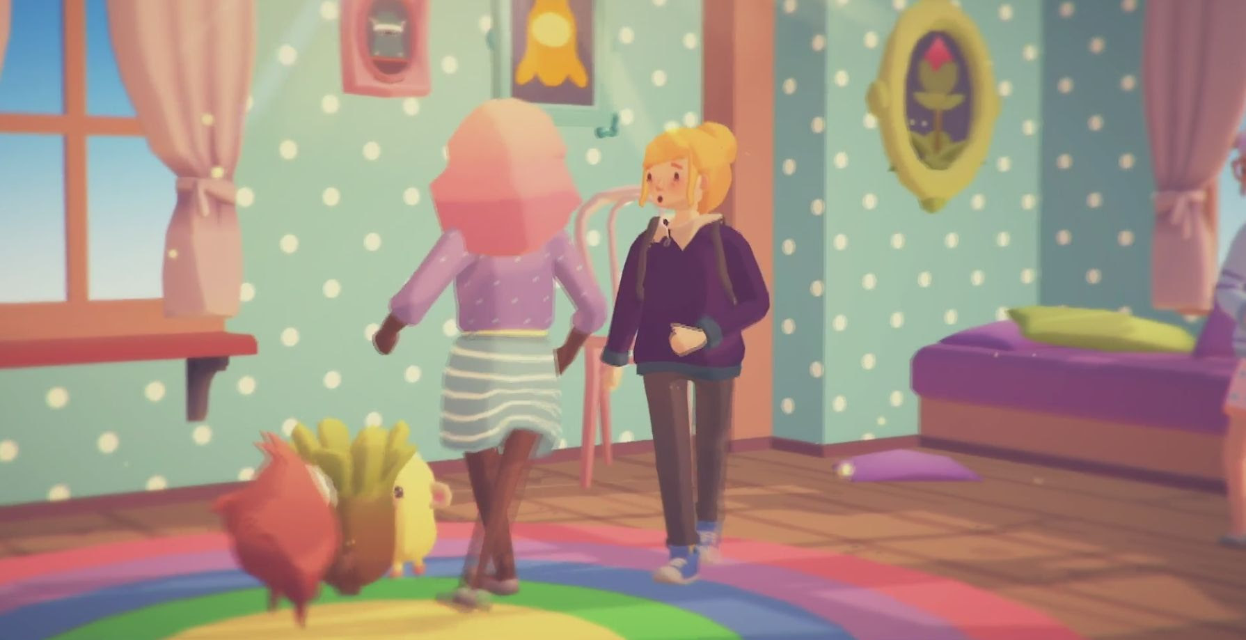 Ooblets' cute style reminds me of Katamari Damacy screenshot