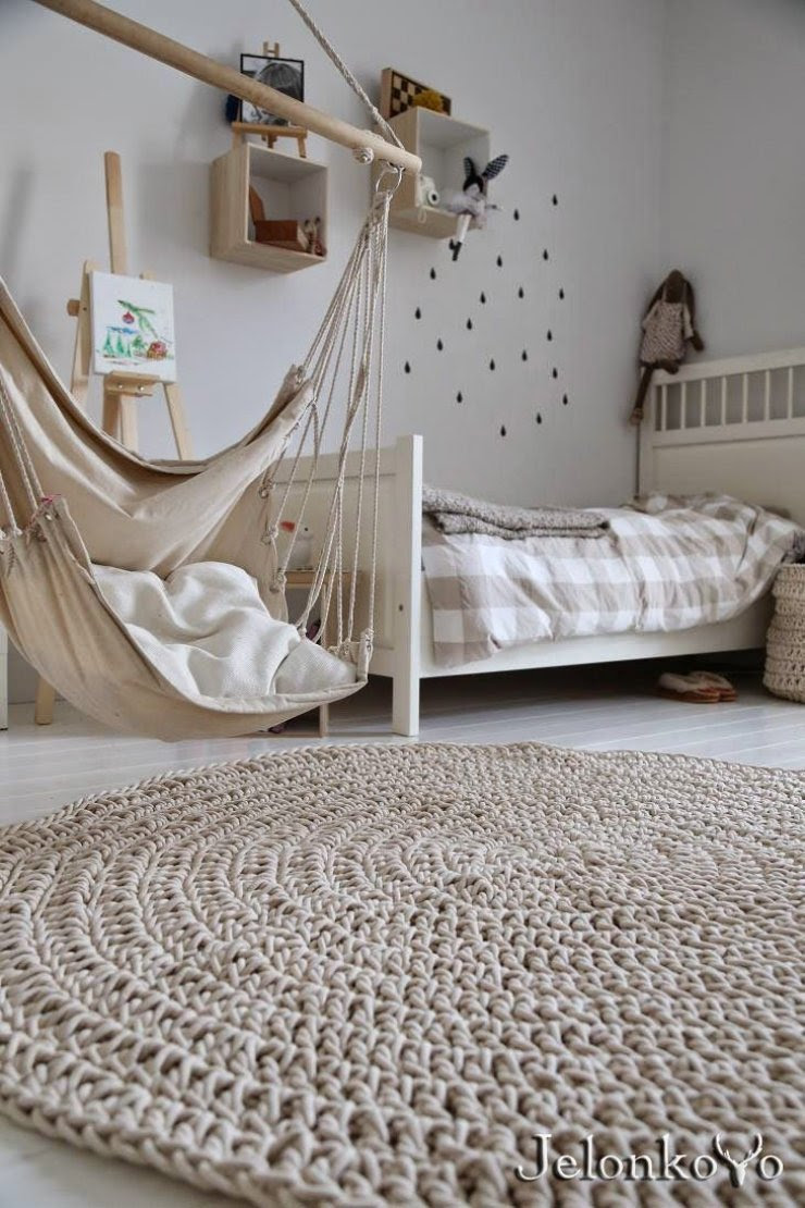 soft and natural boys' room