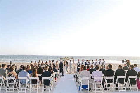 Malibu Beach Wedding   elizabeth burgi journal