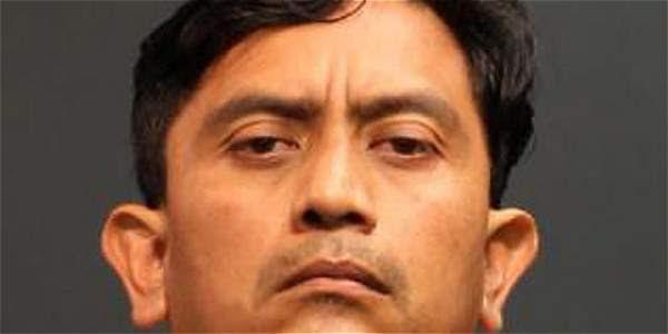 García tiene cargos por secuestro, violación y actos lascivos.