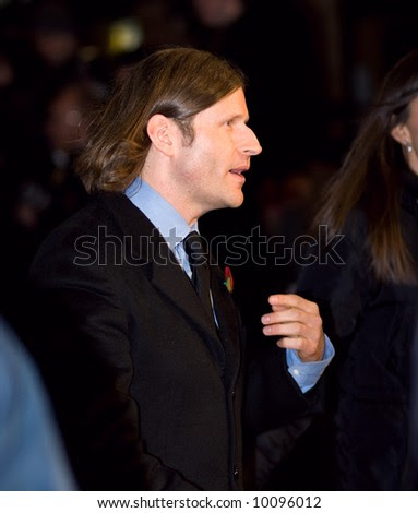Crispin Glover At The European Premiere Of 'Beowulf' At The Vue Cinema On