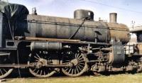 Gammalt hederligt tåg