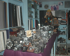 Once My Camera Collection I Sold It All For Peanuts by firoze shakir photographerno1