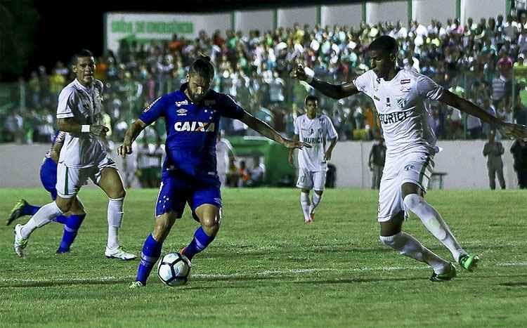 Thiago Parmalat/Light Press/Cruzeiro