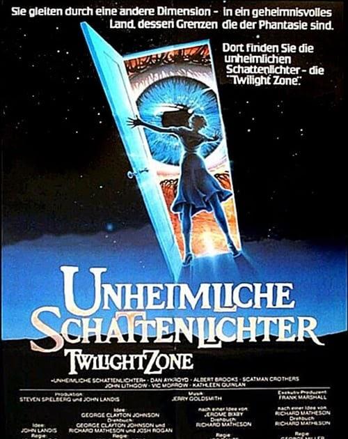 Ganzer Film - Twilight Zone - Unheimliche Schattenlichter