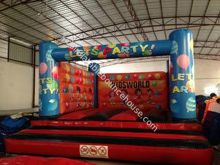 şişme Balon Boyama Jump House Dışında 5 6 çocuklar Için Basit