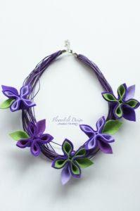 fiolety & zielenie