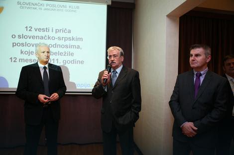 Vladimir Kravčuk (u sredini)