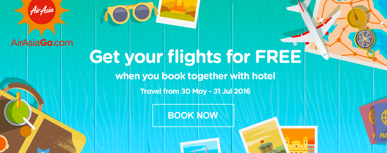 Get your flights for FREE!