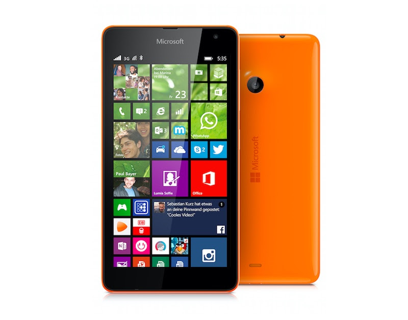 Windows 10 Mobile Rolling Out to Microsoft Lumia 535; Upgrade Advisor App Launched