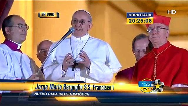 Francisco I Nuevo Papa