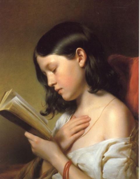 Lesendes Madchen
