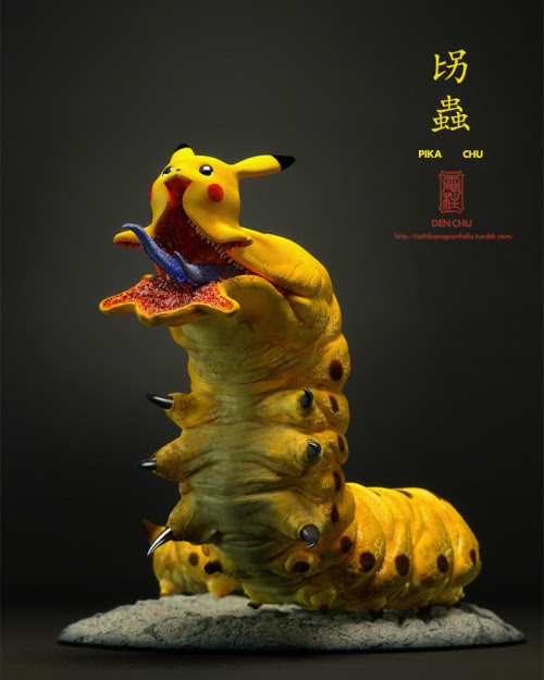 Pikachu from Hell