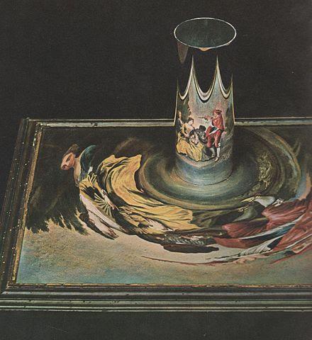 http://upload.wikimedia.org/wikipedia/commons/thumb/7/77/Anamorfosis03.JPG/440px-Anamorfosis03.JPG