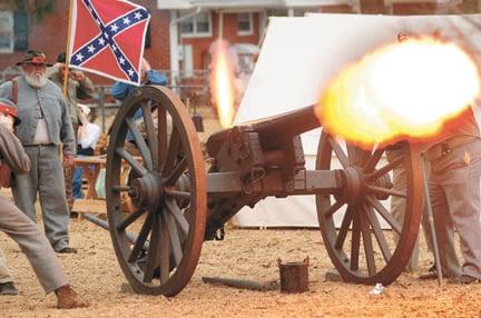 The Battle of Newport Barracks