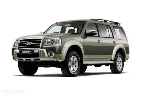 FORD Everest 2007, 2008, 2009, 2010, 2011, 2012, 2013, 2014, 2015, 2016, 2017 autoevolution