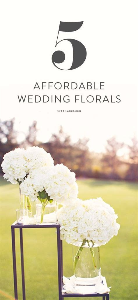 25  best ideas about Budget wedding flowers on Pinterest