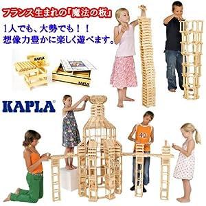 KAPLA 魔法の板 カプラ 1000 【並行輸入品】