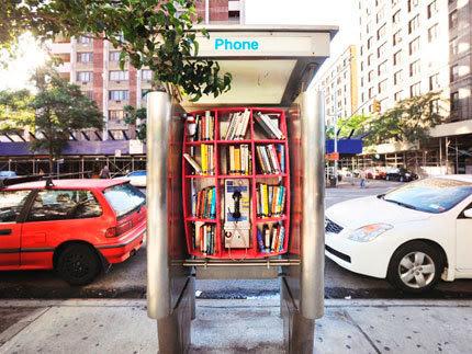 Ανταλλακτικές βιβλιοθήκες παντού. Η παγκόσμια τάση κάνει τα βιβλία να ξεφυτρώνουν παντού, με ευφάνταστους και αλληλέγγυους τρόπους | School News - Σχολικά Νέα | Scoop.it