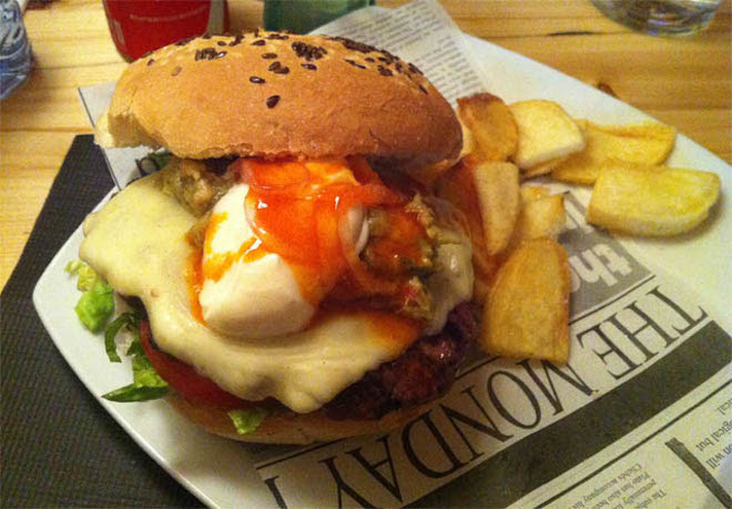 hamburgeseria gracia burger week barcelona
