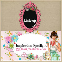 Inspiration Spotlight Link up DearCreaitves.com