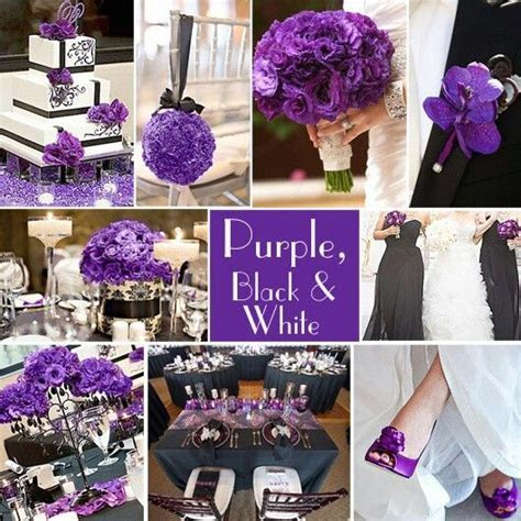 Purple, GRAY, and White Wedding Decor?   Wedding Musings