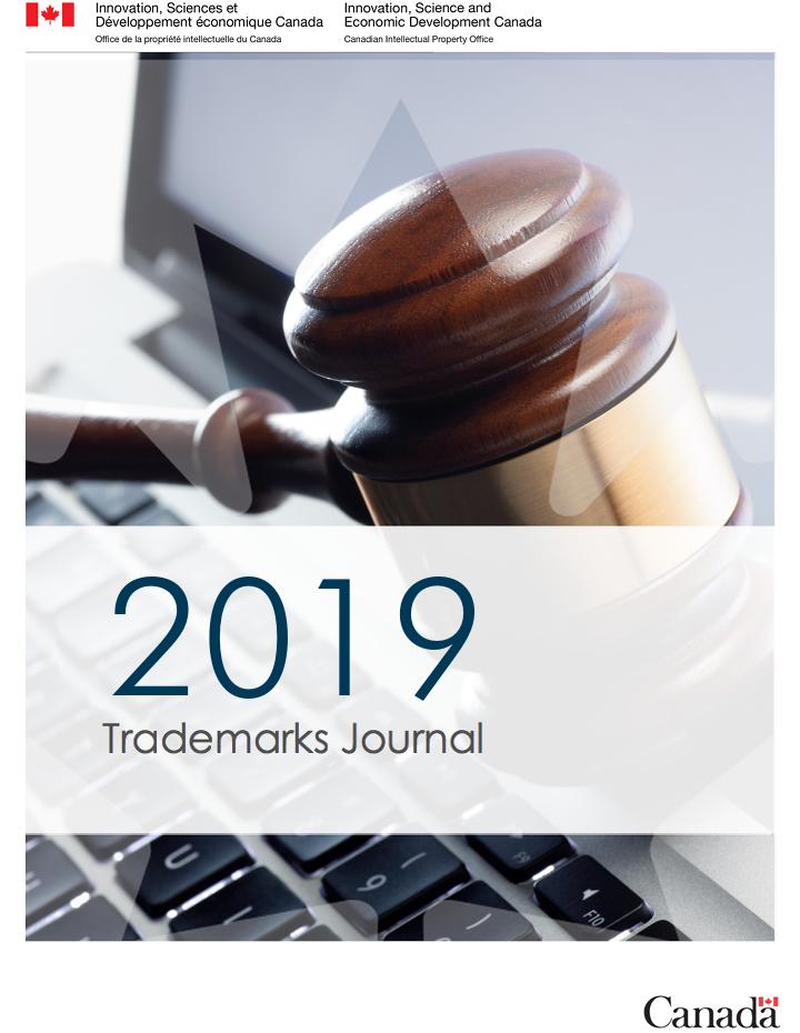 Trade marks Journal Vol 66 No 3365