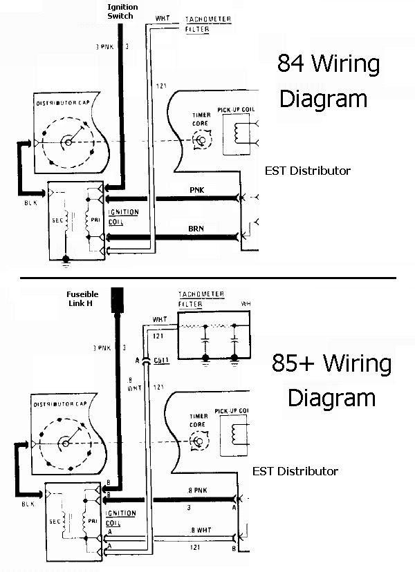 Msd Coil Wiring Diagram
