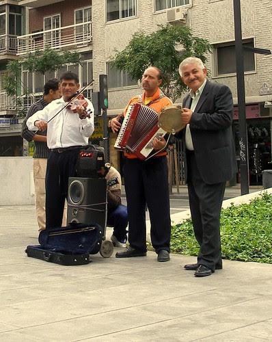O Trupă Muzicala
