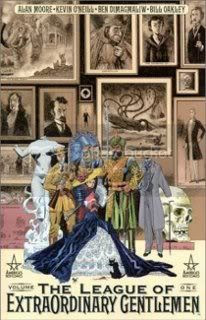 The League of Extraordinary Gentlemen - Volume 1