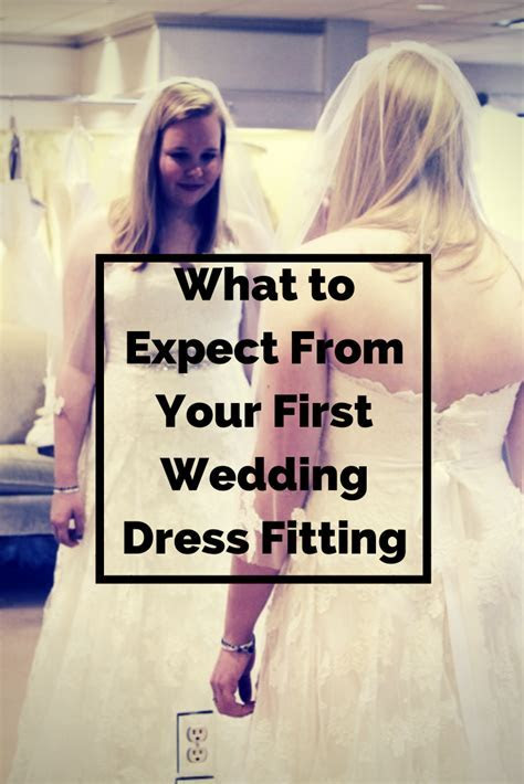 What to Expect from Your First Wedding Dress