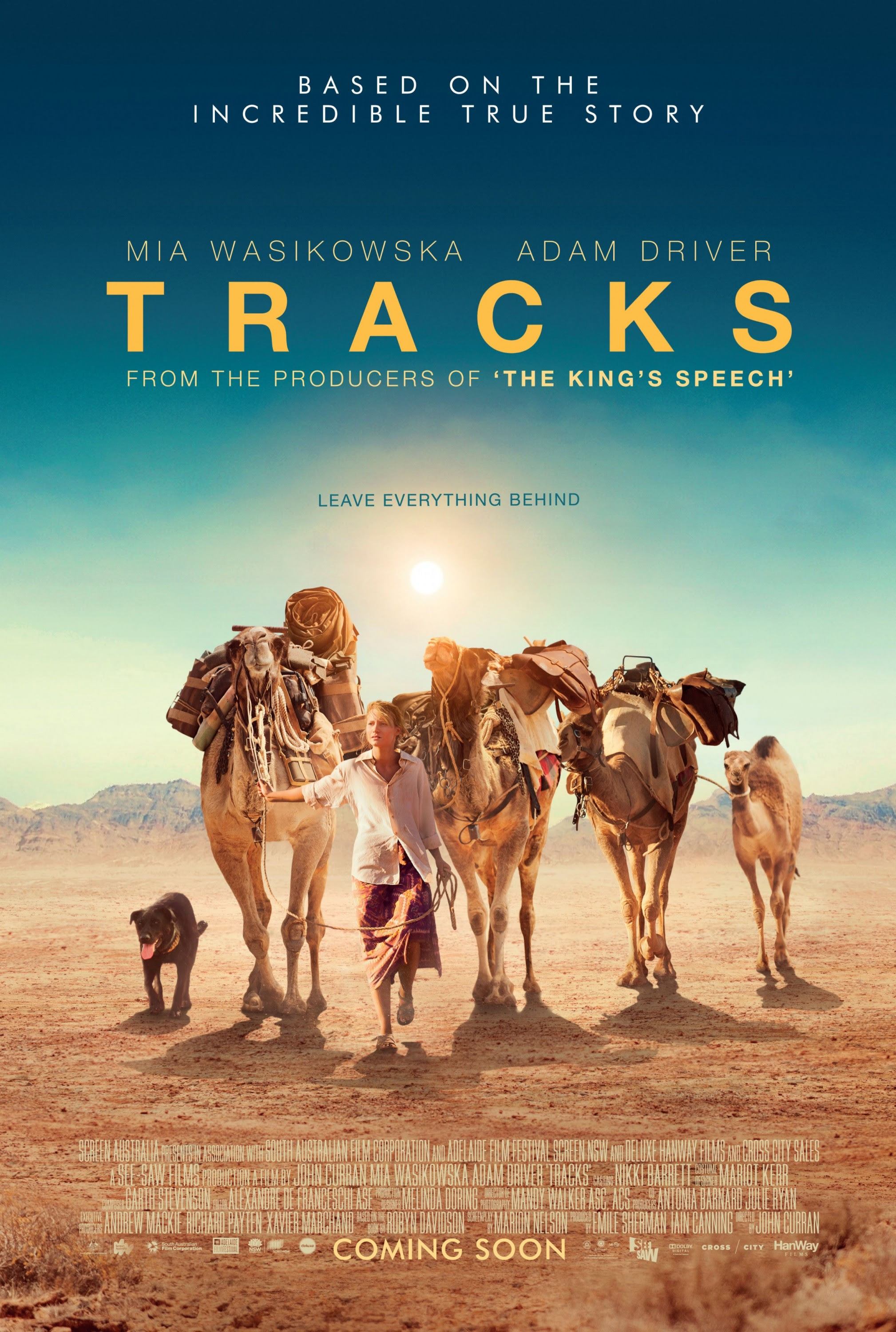 Mega Sized Movie Poster Image for Tracks