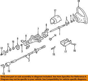 Ford Ranger Steering Column | eBay