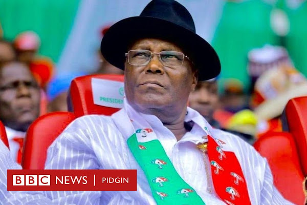 Image result for My citizenship of Nigeria unquestionable, Atiku replies APC