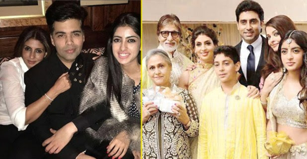 Shweta Bachchan Nanda is the another power-house from the Bachchan kin
