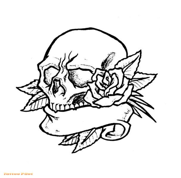 Free Skull Tattoo Stencils Download Free Clip Art Free Clip Art On