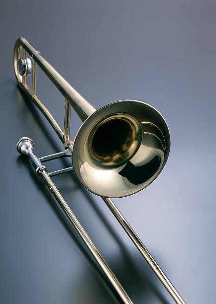 音楽 ジャズ のスマホ壁紙 Id 122592607 Trombone 壁紙 Com