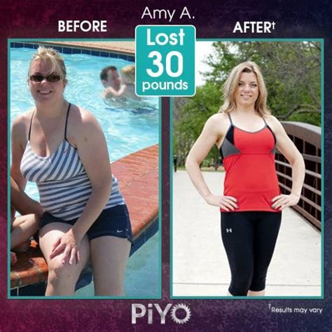 piyo workout results  impact extreme results
