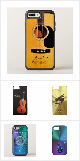 Music iPhone 7 Cases